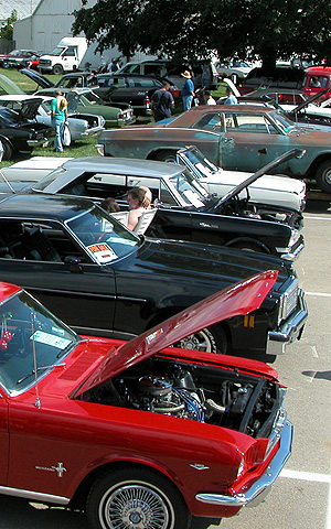Springfiled Swap Meet And Car Show
